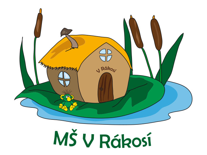 Logo MŠ V Rákosí